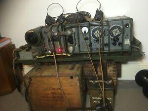 WWII Wireless set No 19, WW2 radio, Good Working Order!!