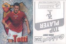 CALCIATORI PANINI 2006/07-Figurina-sticker N.334*ROMA-TOTTI,TOP PLAYER*NEW
