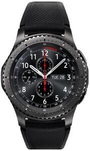 Samsung Gear s3 Frontier smartwatch 46mm Dark gray