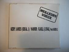 KERY JAMES (IDEAL J) / NAMOR / G.KILL : MEILLEURS VOEUX [ CD-MAXI PORT GRATUIT ]