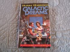 Galactic Dreams by Harry Harrison Hardcover first edition. Collection of stories