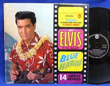 LP ELVIS PRESLEY - BLUE HAWAII // GERMAN 1st PRESS. RCA LPM 2426