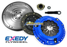 FX STAGE 2 HD CLUTCH KIT+EXEDY FLYWHEEL 92-00 HONDA CIVIC 93-97 DEL SOL D15 D16