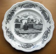 Emporia Kansas Centennial Celebration~1857-1957~Wllm Allen White~Copeland Spode