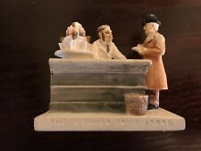 1949 Sebastian Miniatures The Corner Drug Store Figurines