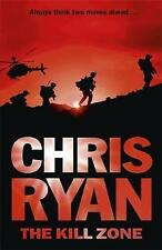 """AS NEW"" The Kill Zone, Ryan, Chris, Book"