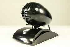 Art Deco Mikrophon Dufono Gio Ponti für Ducati Bakelit Streamline Design 30er