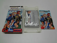 World Heroes Nintendo Super Famicom Japan