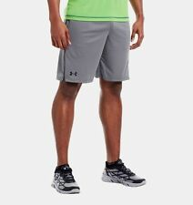 UNDER Armour XL Black SHORTS Loose POLYESTER Logo MENS Size UA Catalyst 1228609*