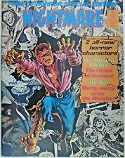 mm Nightmare #22vf/nm (Skywald, 1970)