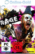 RAGE 2 Key - Bethesda.net - PC Digital Code Action Game [DE/EU] - USK ab 18