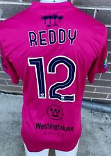 Central Coast Mariners Hyundai A-league Liam Reddy player issue jersey Xx
