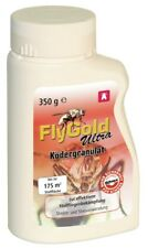 FlyGold Ultra Ködergranulat 350 g Fraßköder Fliegenbekämpfung Fliegenköder