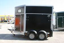 Ifor Williams HB506 Pferde Anhänger mit Frontausstieg 2600 kg