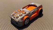 Voiture Miniature  Majorette «Fiction Orange Et Gris » Très Bon Etat.