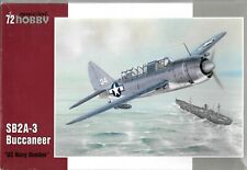 Limited Edition Special Hobby SB2A-3 Buccaneer in 1/72  179  ST