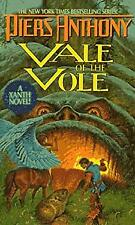 Vale of the Vole Mass Market Paperbound Piers Anthony