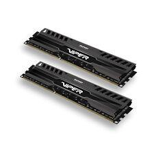 Patriot Viper 3 Black Mamba DIMM Kit 8 GB, DDR3-1600