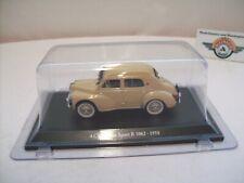 Renault 4 CV Berline Sport R 1062, 1958, beige, Eligor 1:43, OVP