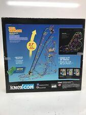 K'Nex Wild Whiplash Roller Coaster Building Set 580 Pcs 2016 Game Toys Nib