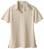 Extreme Women's Short Sleeve Moisture Wicking Polyester Polo Shirt. 75059