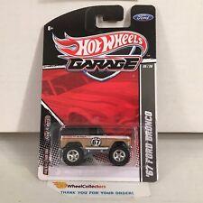 '67 Ford Bronco * Tan * Garage Series Hot Wheels * Wg7