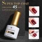 Fortifiant Base Top Coat UV Gels Vernis à ongles Nail Art Semi Permanent Tool