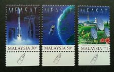 Malaysia East Asia Satellite MEASAT 1996 Space Astronomy (stamp logo) MNH