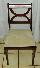 Mahogany Sidechair / Dinette Chair by Craddock  (RP-SC268)