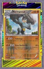 Mackogneur Reverse-N&B:Explosion Plasma - 50/101 - Carte Pokemon Neuve Française