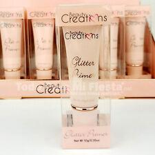 Beauty Creations Glitter Primer Cream Face Primer Brillo