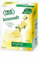 True Lemon Lemonade Stick Pack, Original, 10 Count (1.06oz)