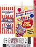 vintage lot Ringling Bro Barnum & Bailey Circus tickets & bags