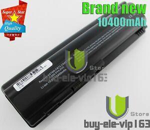 12CELL Battery for HP/Compaq 484170-001 485041-002 ev06 ev12 HSTNN-CB72