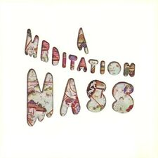 LP Yatha Sidhra A Meditation Mass DIE-CUT COVER GREEN BRAIN NEAR MINT Brain