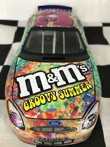 RCCA ELITE 1:24 Elliott Sadler #38 M & M's Groovy Summer 2003 Ford LOW #3 of 720