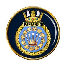 HMS Ariadne, Royal Navy Pin Badge