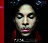 Prince Unheard Unreleased Songs And Remix Collection Collector's Press 2 CD F/S