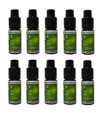10 x 10ml Liquid - 1 x 100ml - Eliquid E Liquid Eshisha - 0-20 Nikotin - Premium