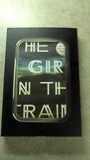 RARE SIGNED LINED SLIPCASED ARC PROOF THE GIRL ON THE TRAIN PAULA HAWKINS MOVIE