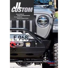 Jeep Wrangler JL Zubehör Katalog Bushwacker Evo ASP Felgen Aluminium Achsen