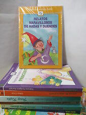 RELATOS MARAVILLOSOS DE HADAS Y DUENDES Graded Spanish Literature Libros Espanol