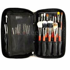 Cosmetic Travel Makeup Brush Handbag Case Brush Holder Pouch Pocket Make up Bag