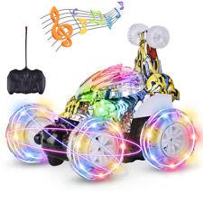 Ferngesteuertes Auto RC Stunt Auto Spielzeug Rennfahrzeug für  Jungen Mädchen