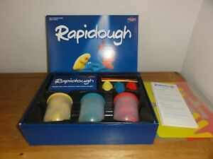 RAPIDOUGH GAME COMPLETE (4 out of 5 packs sealed)
