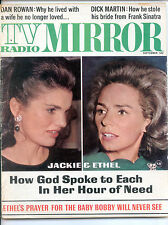 TV RADIO MIRROR  September 1968 (9/68) - Complete Issue