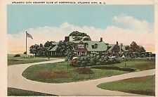 Country Club at Northfield Atlantic City NJ Postcard