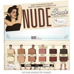 Palette Nude Dude The Balm Neuve
