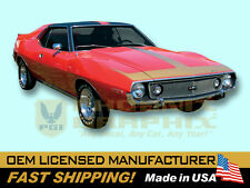 1971 1972 1973 1974 AMC Javelin AMX (solid) Decals & Stripes Kit