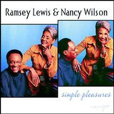 Simple Pleasures by Nancy Wilson Ramsey Lewis (CD, Jul-2003, Narada)